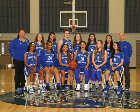 Varsity Girls Basketball Make Playoffs