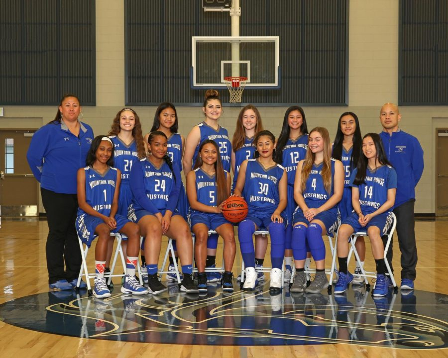 Varsity Girls Basketball Make Playoffs